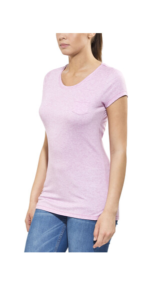 YORK Anne - T-shirt manches courtes Femme - rose